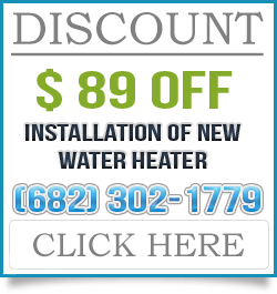 professional plumbing and water heater coupons